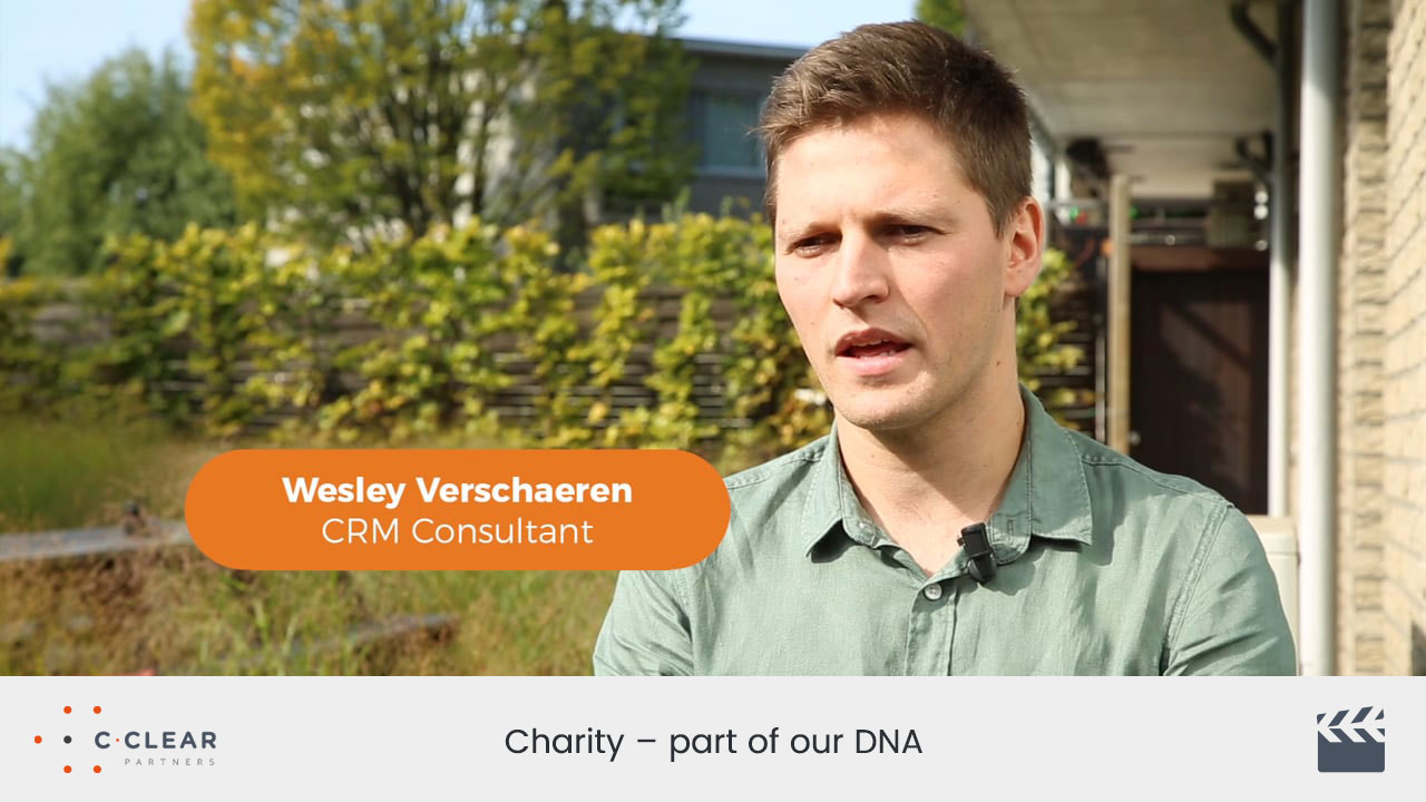 Charity – part of our DNA