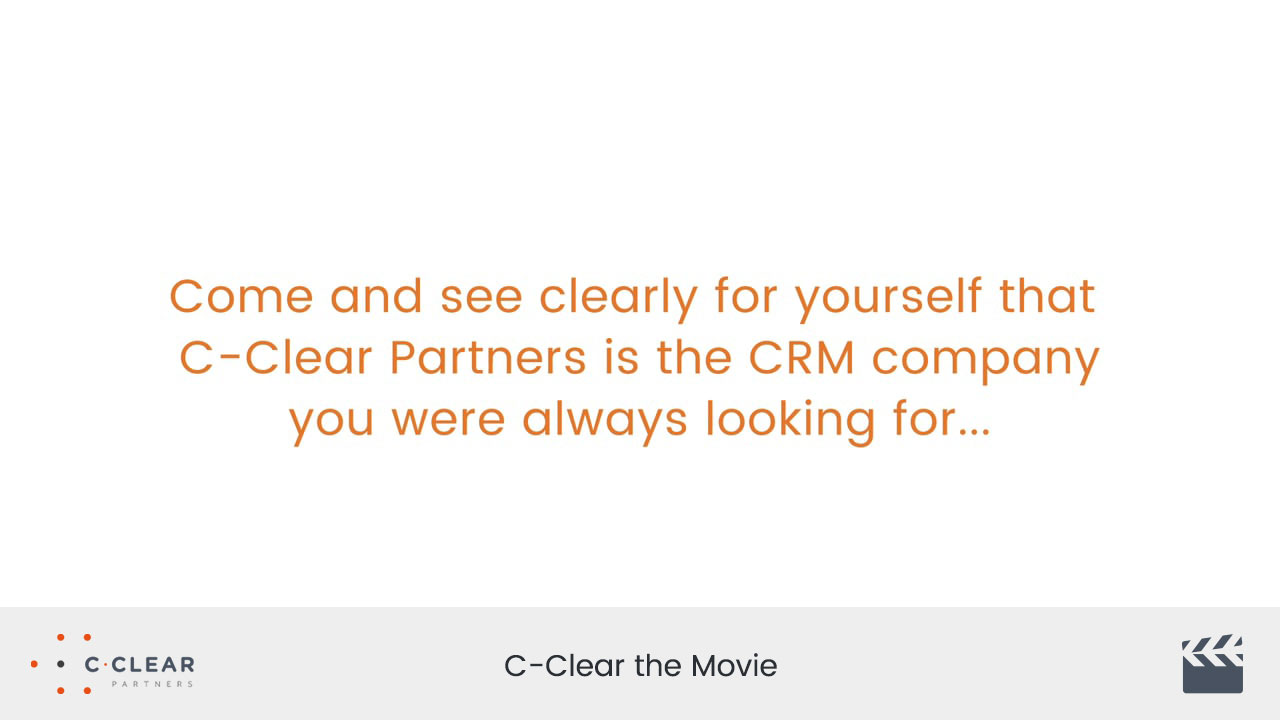 C-Clear the Movie
